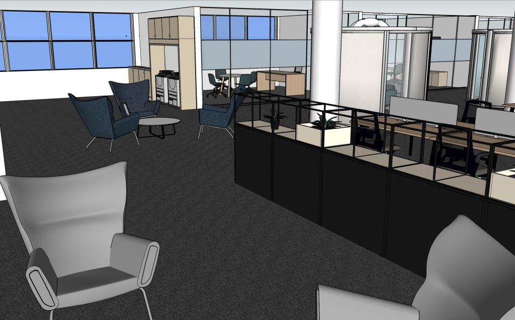 Office Fit Out and Refurbishment GreenLight